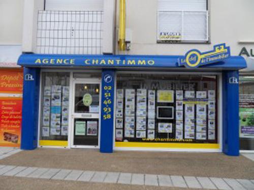 Agence Chantimmo à Chantonnay