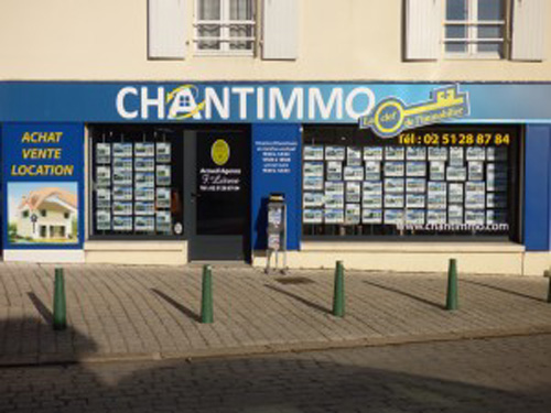 Agence immobiliere Chantimmo sur Sainte Hermine