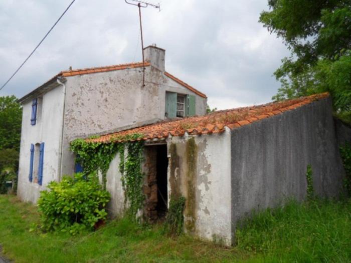 Maison à rénover Chantonnay