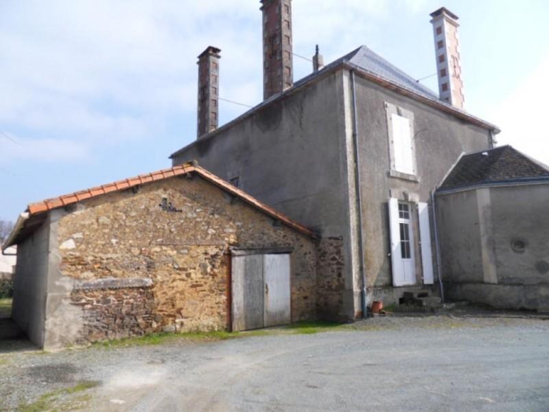 Maison à vendre Saint Fulgent agence immobilière