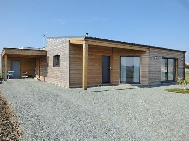 Maison moderne à vendre à Saint Aubin la Plaine